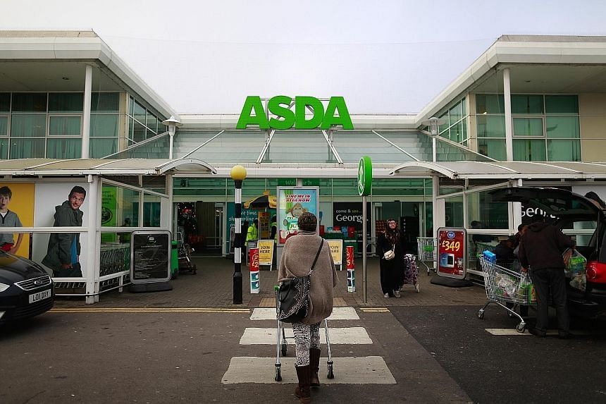 The purchase of Asda by Sainsbury's could also provide a potential exit route for Walmart, as Asda, which it bought in 1999 for £6.7 billion, has been struggling to grow over the last five years, with discounters Aldi and Lidl attracting its price-c