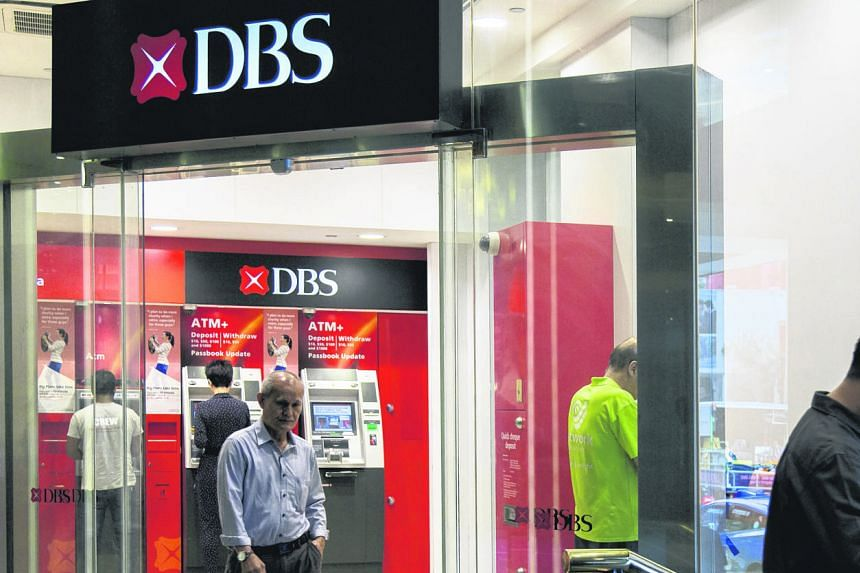DBS' net fee and commission income rose 12 per cent to $744 million, led by higher bancassurance and unit trust sales. Wealth management income rose by a strong 28 per cent, while retail was up 8 per cent.