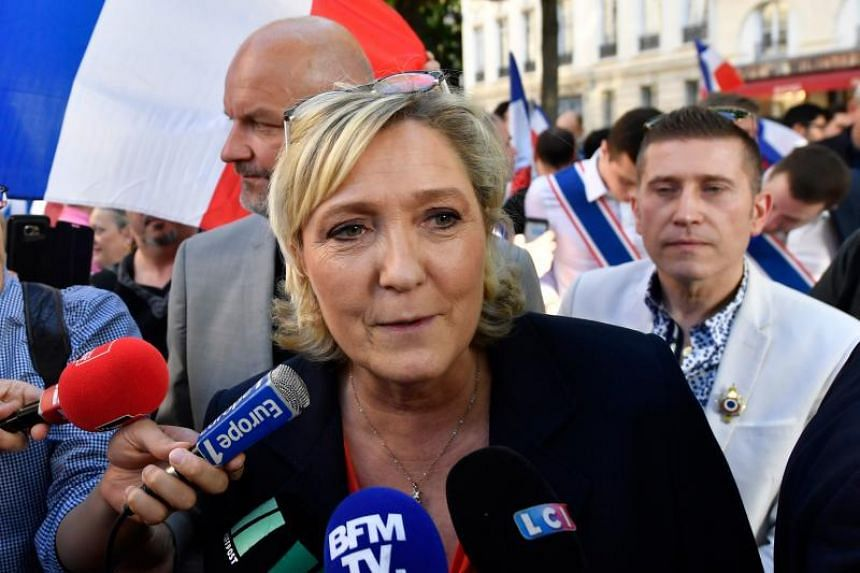 Marine Le Pen has modified her policies on Europe and the euro common currency following consecutive defeats in presidential and parliamentary elections in France last year.