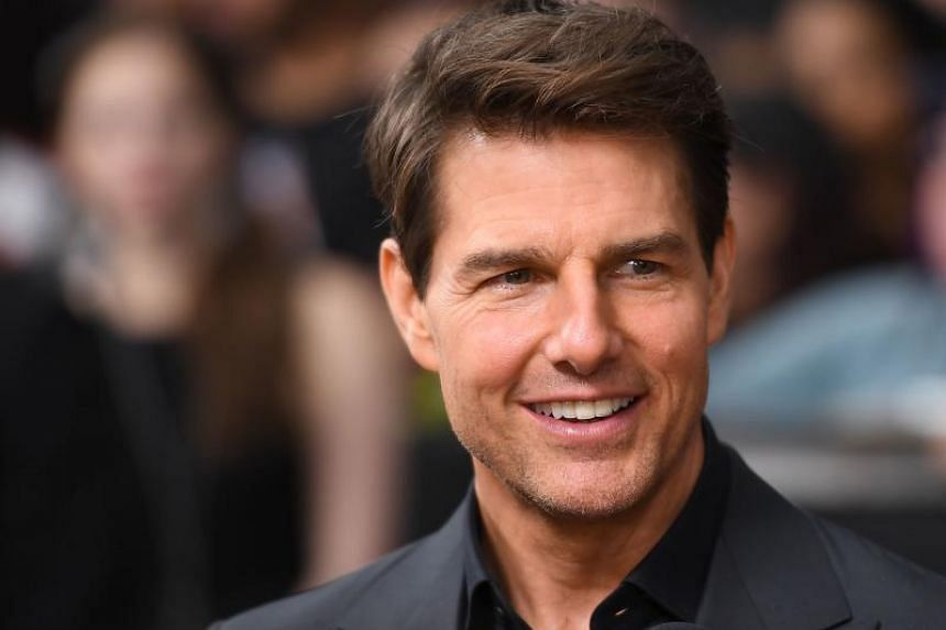 Despite shattering his ankle during a film shooting, Tom Cruise calmly finished the take and was back on set within six weeks.