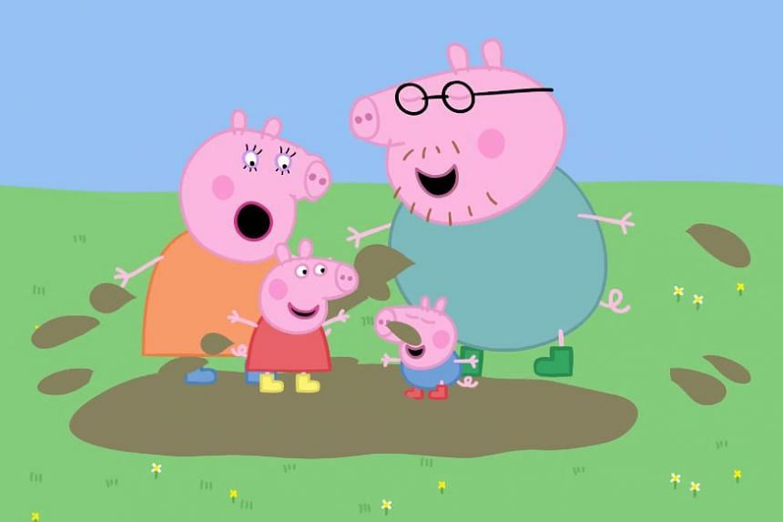 Peppa Pig Banned In China For Being Subversive Icon For Slackers