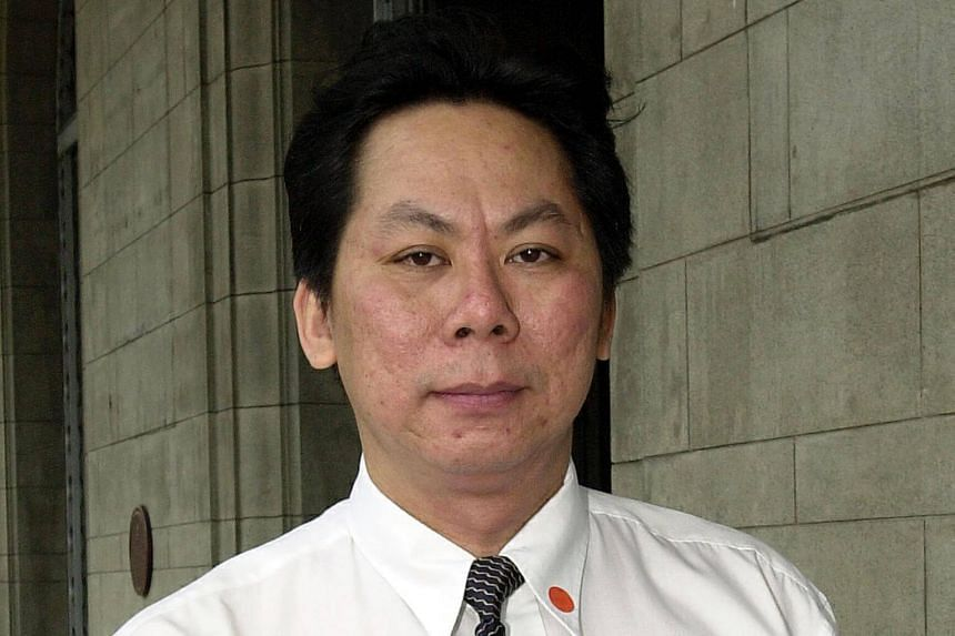 Lawyer Edmund Wong Sin Yee had defended a 24-year-old student from China who was accused of brushing his forearm against the breast of a 22-year-old woman on board an MRT train in July 2014.