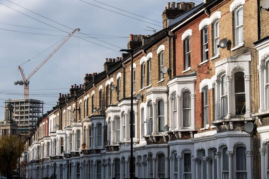 Britain is experiencing a housing crisis as homebuilding has not kept pace with demand.