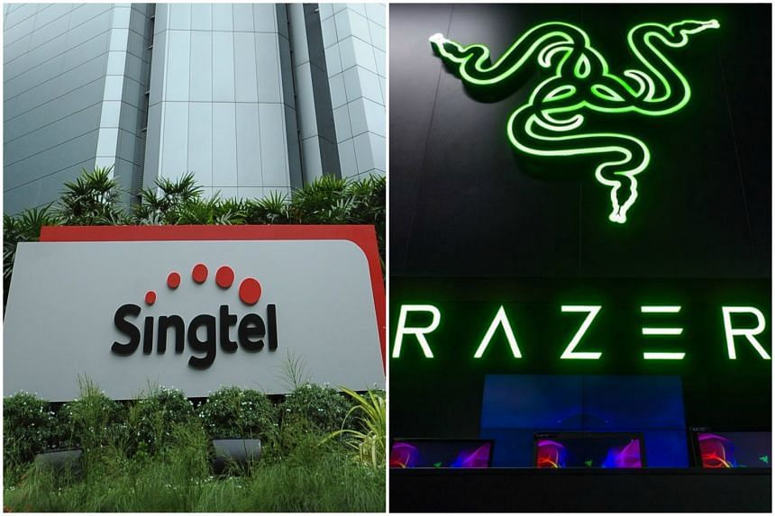 Telco Singtel and gaming peripheral firm Razer are coming together in a tie-up to create the largest e-payment network in South-east Asia.