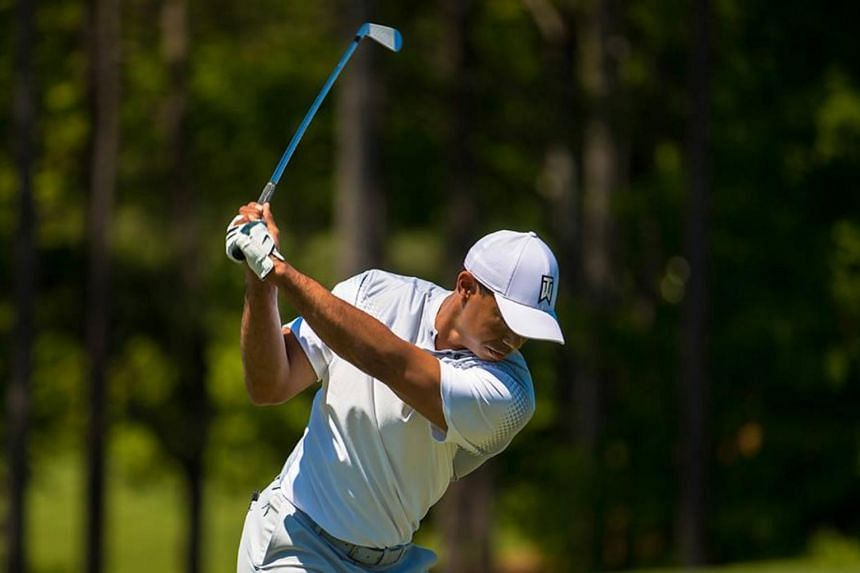 Tiger Woods has been trying out the TaylorMade clubs for a while, and has decided the time is right to put them to the test in the heat of competition.