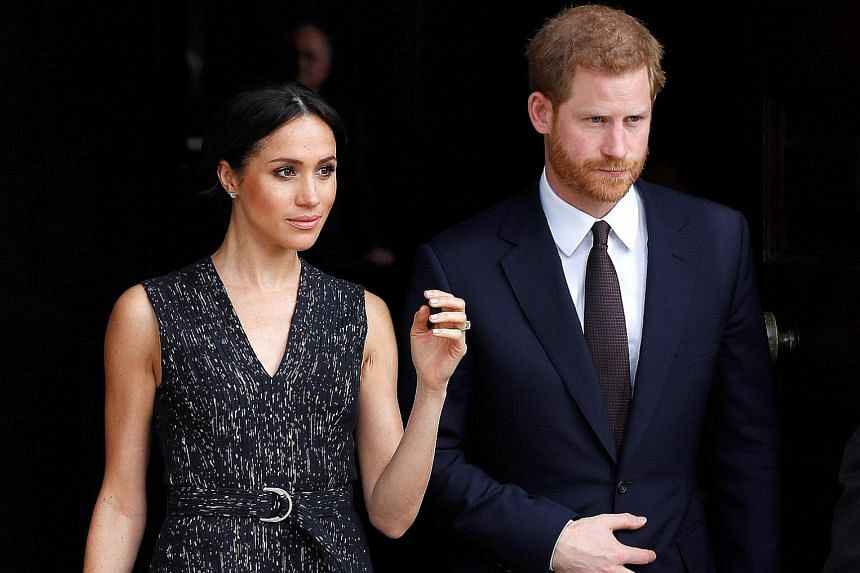 The tabloids in Britain have not treated American television actress Meghan Markle (above, with Prince Harry) with kid gloves, instead featuring unflattering interviews with her relatives.