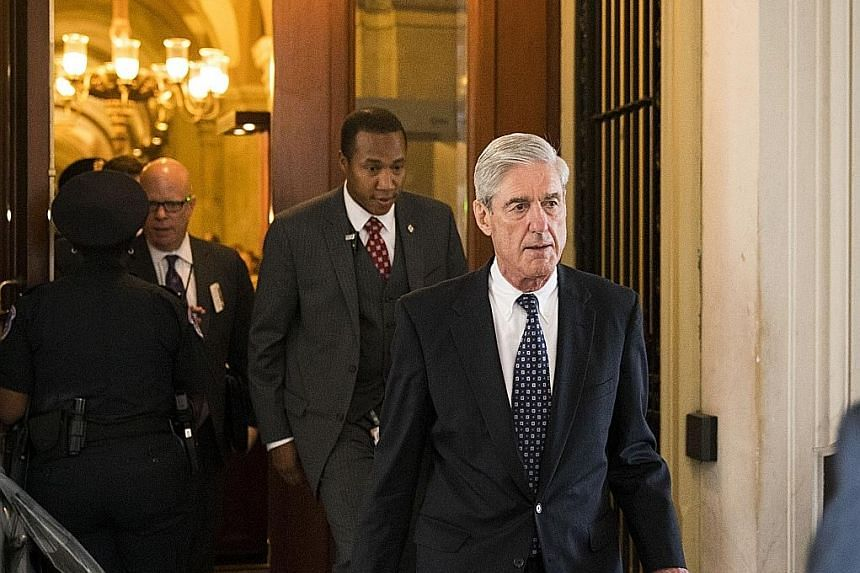 Mr Robert Mueller's probe has taken a new turn after the publication of questions he seeks to ask President Donald Trump, which cover topics including potential obstruction of the investigation.
