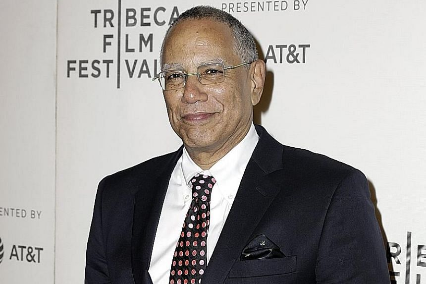 New York Times executive editor Dean Baquet arrives to the world premiere of the docu-series The Fourth Estate during the closing night of the 2018 Tribeca Film Festival in New York.