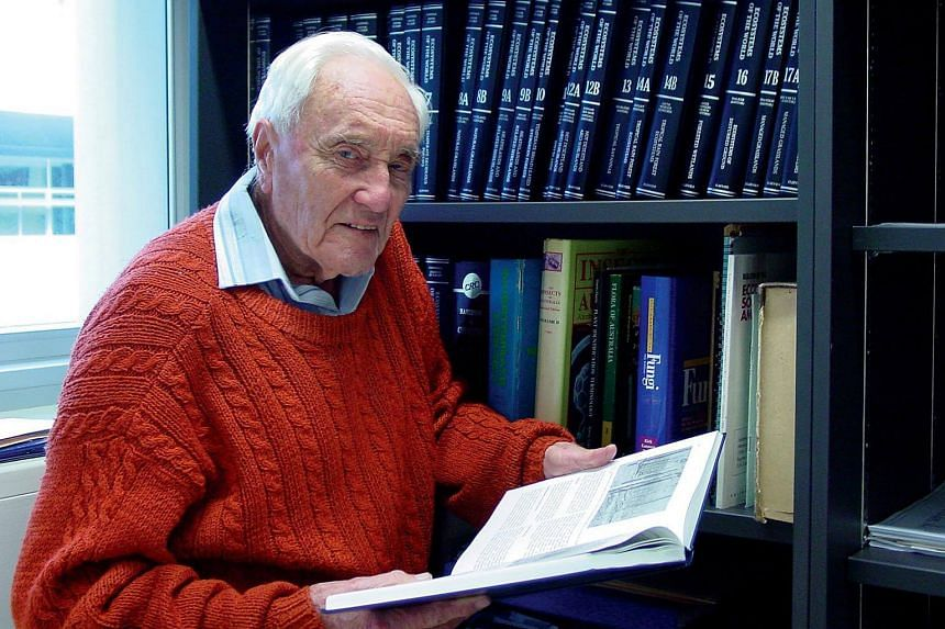 David Goodall made international headlines in 2016 when he was declared unfit to be on campus at Perth's Edith Cowan University, where he was an honorary research associate.