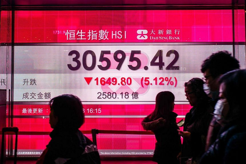 Trading floors have been swamped with worry since US President Donald Trump began this year threatening a series of tariffs on billions of dollars worth of goods, with an emphasis on China.