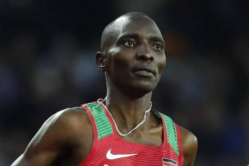 Former Olympic 1,500 metres champion Asbel Kiprop is one of the biggest names in Kenya's stellar cast of middle-distance athletes.