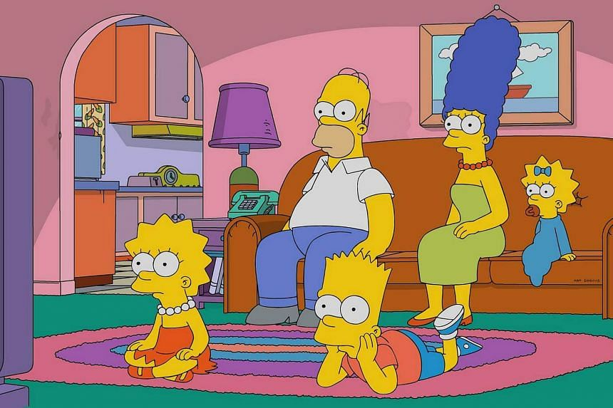 The Simpsons have become so popular that references to the show have formed part of pop culture.