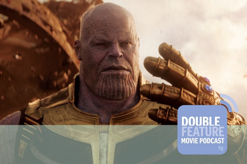 ST Movies Podcast Special: Avengers: Infinity War - Spoilers