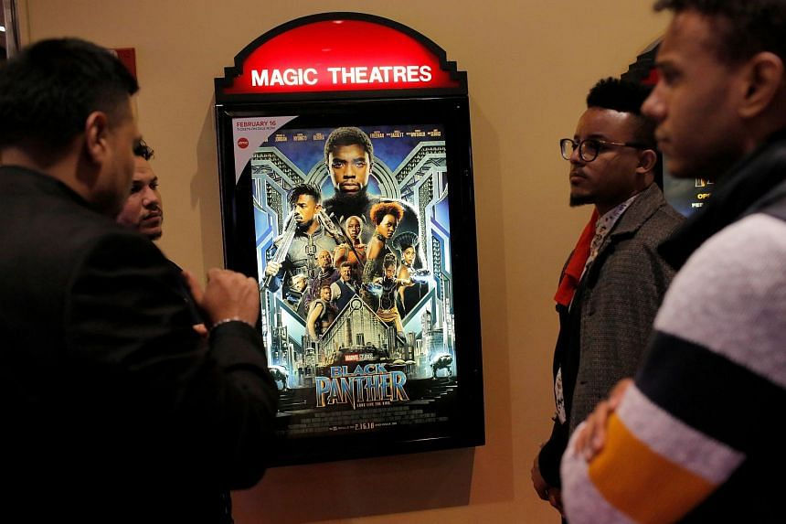 Black Panther is the third-highest-grossing movie of all time in the United States.