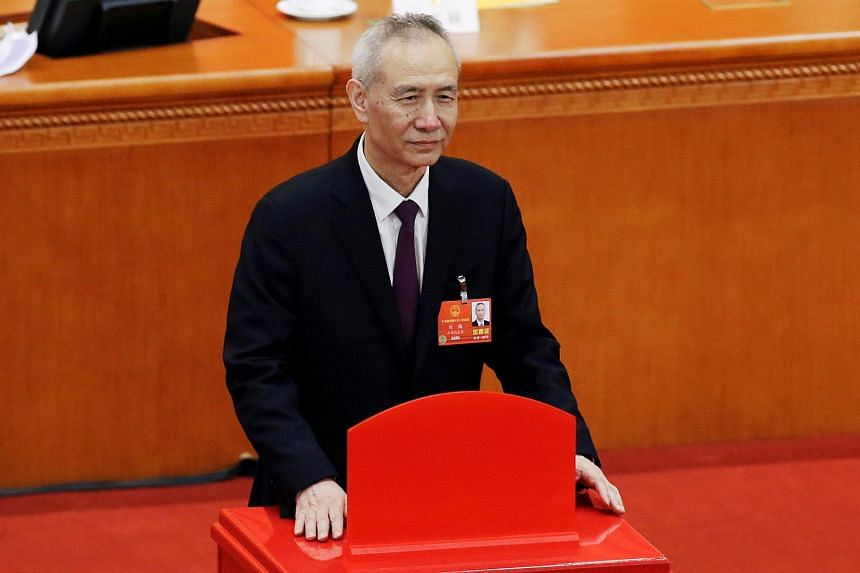 Vice-Premier Liu He, the top economic adviser to President Xi Jinping, will lead China's delegation meeting with the US.