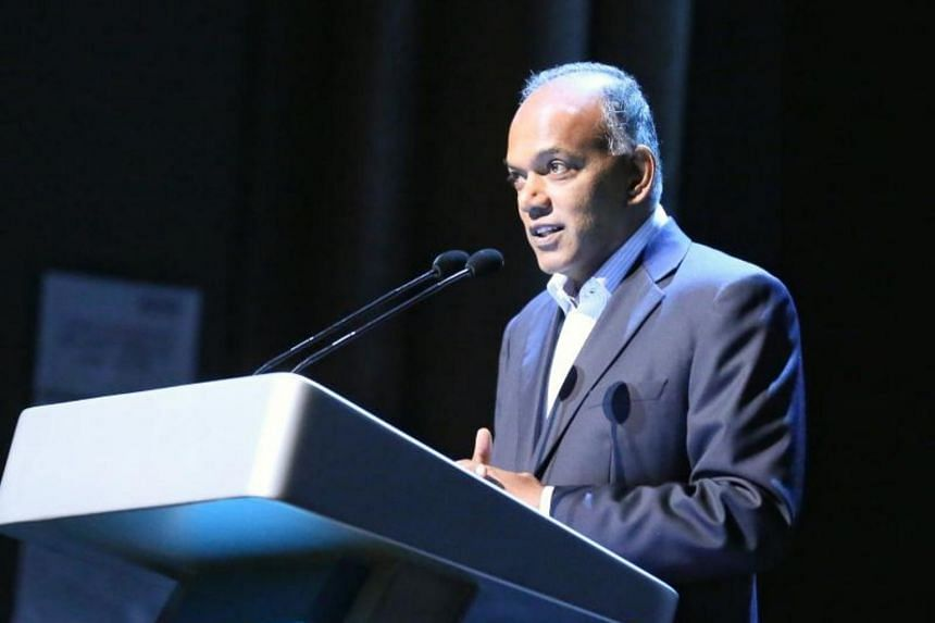 Home Affairs and Law Minister K. Shanmugam said the survey conducted by government feedback unit Reach showed 82 per cent of the 1,038 people polled supported the Act.