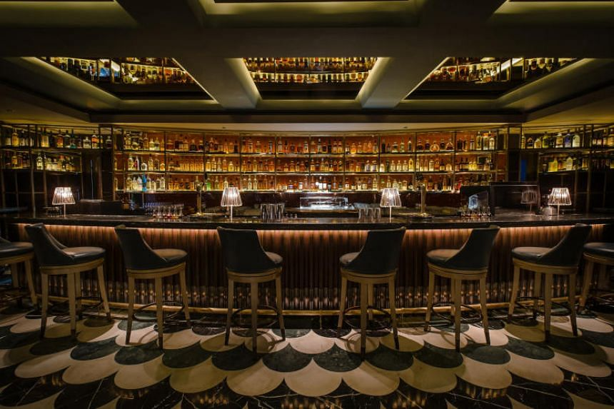 Manhattan bar at The Regent Singapore remained first on the annual ranking of Asia's 50 Best Bars.