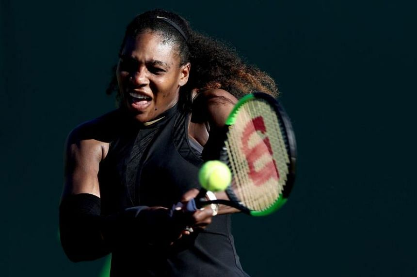 Former world No. 1 Serena Williams missed the first Grand Slam of the year at the Australian Open in January and could also be ruled out of the French Open which runs from May 27 to June 10.