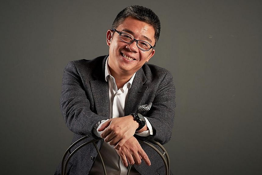 Media veteran Bernard Lim will be back on radio more than two decades after he was last on air.