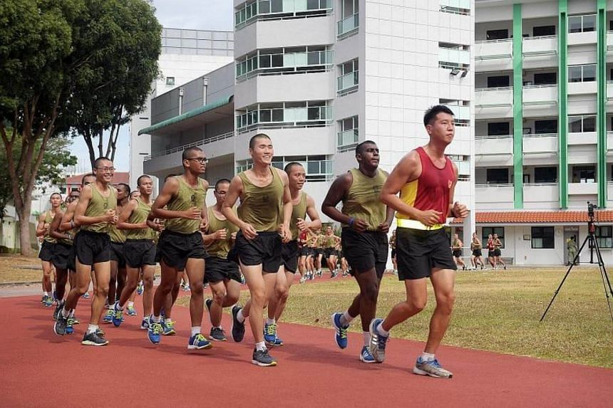 Commanders and soldiers are reminded to look out for signs and symptoms of heat injury during training.