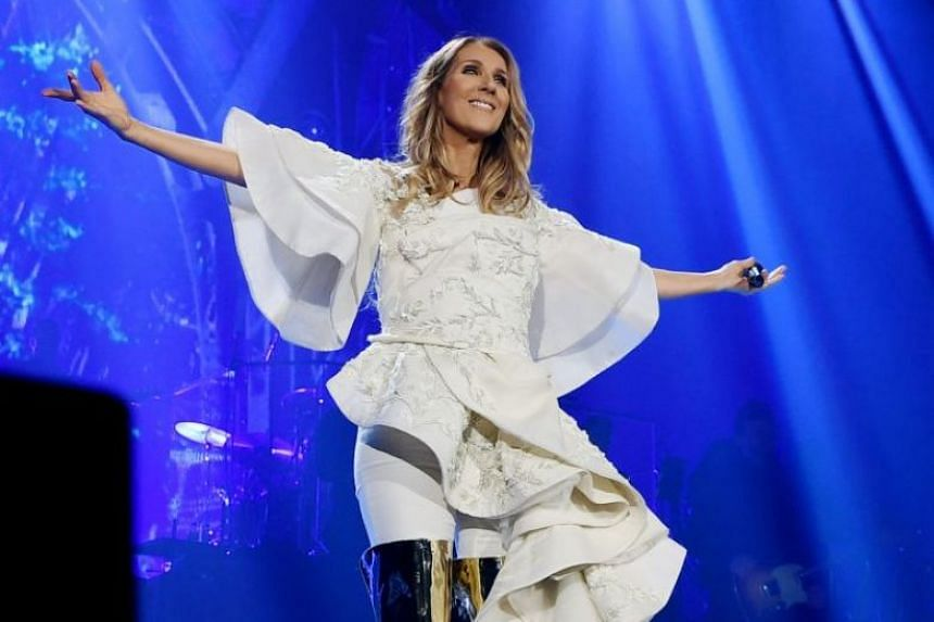 Canadian star Celine Dion will perform at Marina Bay Sands (MBS) on July 3 and 4.