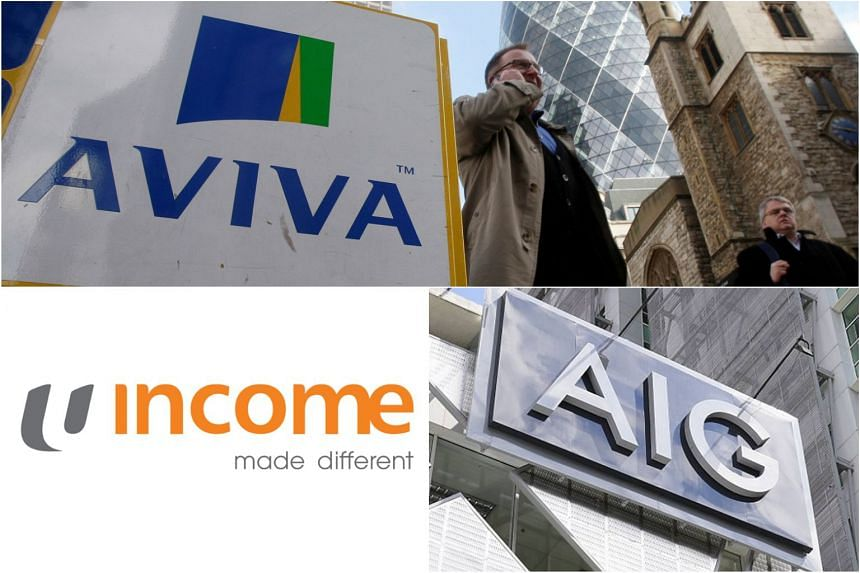 Aviva, NTUC Income Insurance Co-operative and AIG Asia Pacific Insurance have been fined $30,000, $10,000 and $9,000 respectively by the Personal Data Protection Commission (PDPC).