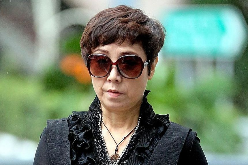 Su Fengxian withdrew her appeal yesterday, the day it was scheduled to be heard.