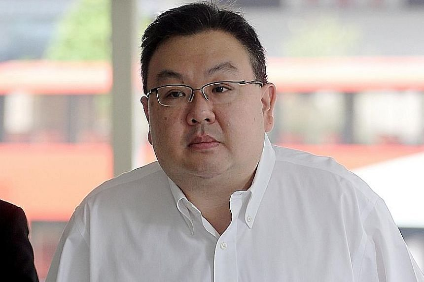 Steven Ang Kiam Hau pleaded guilty to 30 cheating charges involving five patients and $65,858.