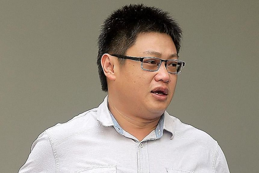 Ivan Tan Chun Keng was sentenced to four months' jail, a fine of $1,800 and disqualified from driving for a year.
