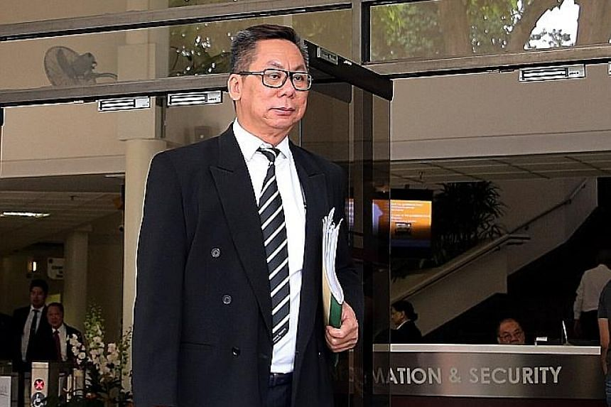 Mr Edmund Wong was suspended for the maximum five years for professional misconduct by The Court of Three Judges.
