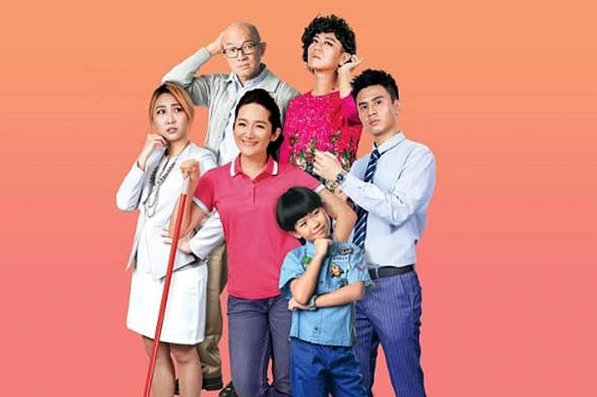 Super Mommy deals with social issues faced by today's dual-income families, the joys and woes of inter-generational relationships, employer-helper issues and the challenges faced by those living with dementia patients.