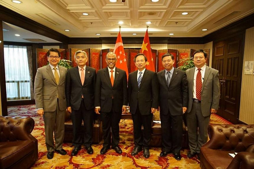 Minister for the Environment and Water Resources Masagos Zulkifli wrapped up a three-day visit to Beijing that ended on May 3.