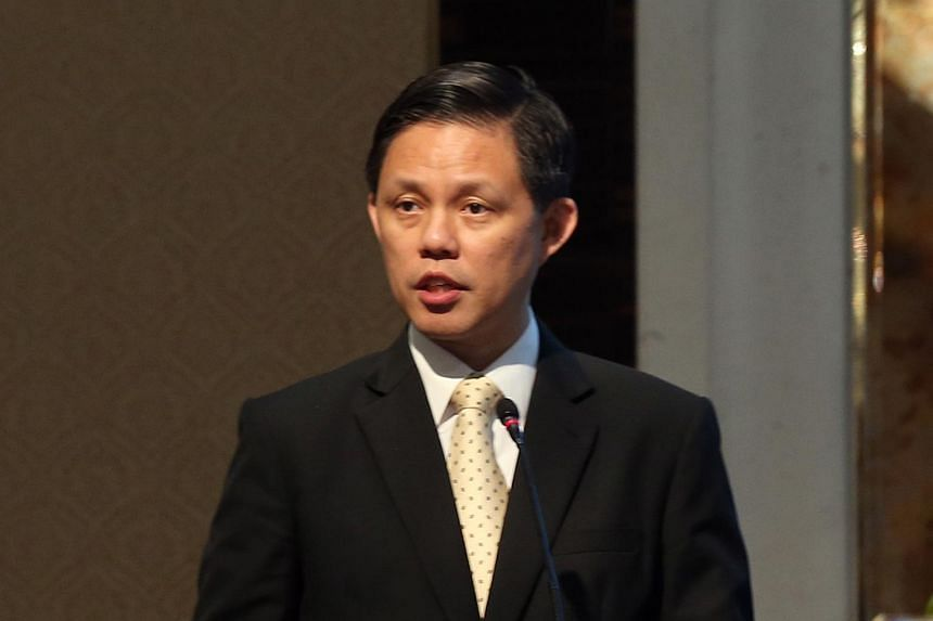 Trade and Industry Minister Chan Chun Sing said that foreign labour complements Singaporean workers, and brings along relevant skills to create new industries and job opportunities