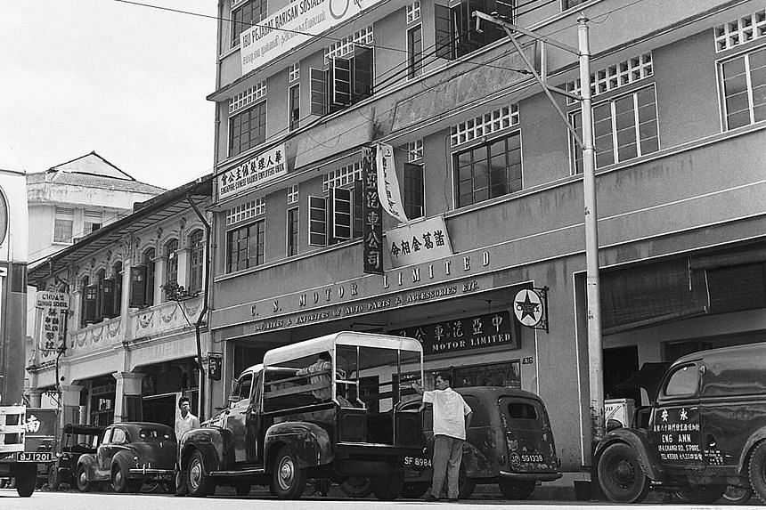 As part of Operation Coldstore in 1963, the Special Branch raided the Barisan Sosialis headquarters in Victoria Street. The episode was in the spotlight again in March when a Select Committee hearing saw a heated discussion between Law and Home Affai