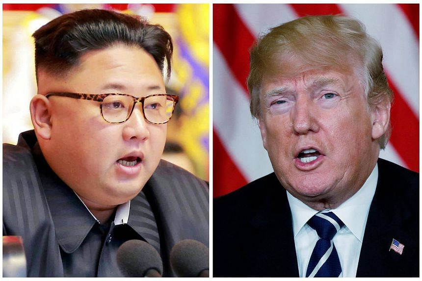 US President Donald Trump says a date and place have been set for his summit with North Korean leader Kim Jong Un.