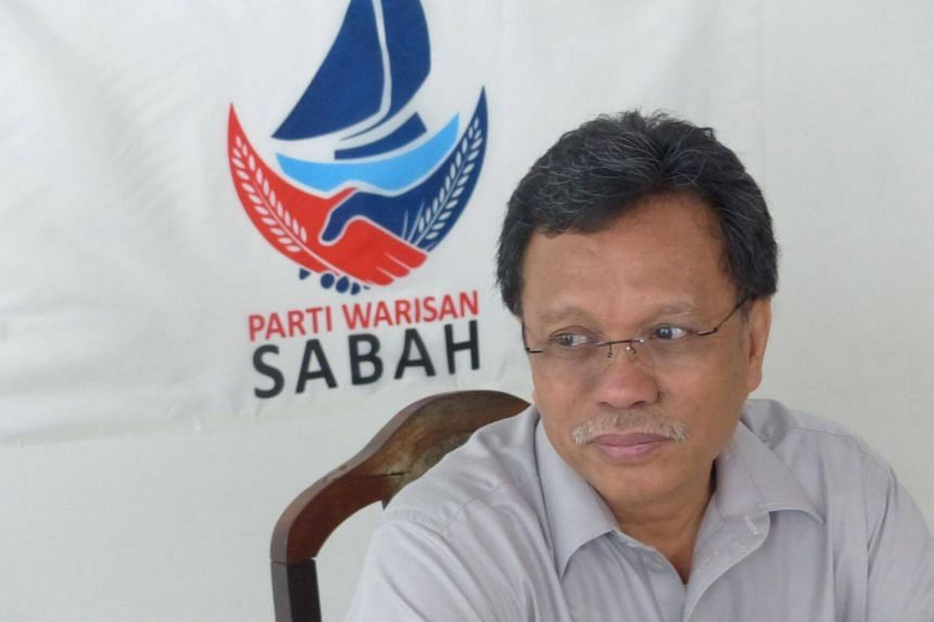 """Shafie Apdal said anger is palpable among Sabah people, who he claimed were """"considered a fixed deposit""""."""