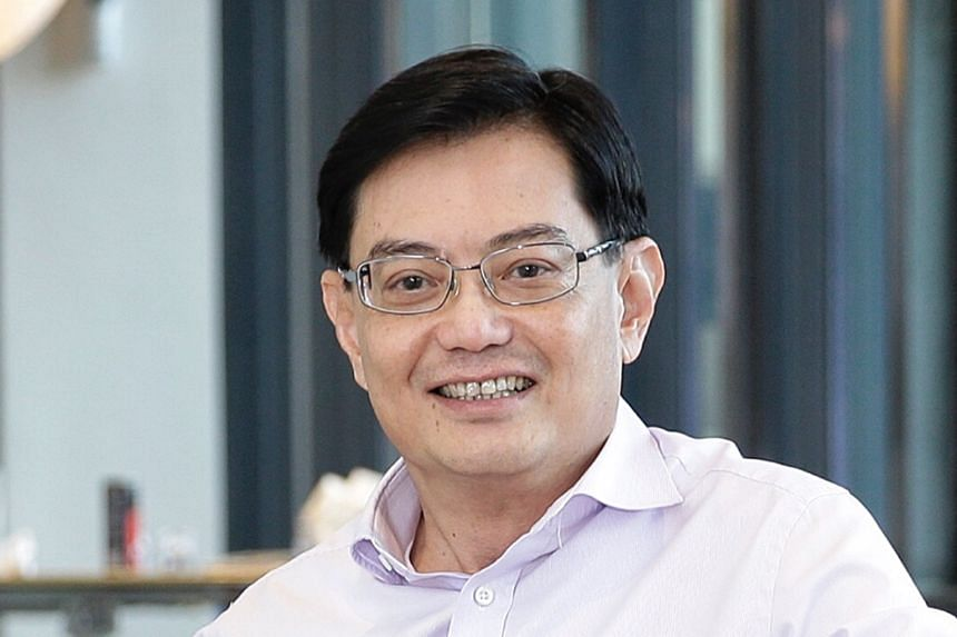 SINGAPORE'S FINANCE MINISTER HENG SWEE KEAT, on how any action, particularly by major economies, can have a big impact.