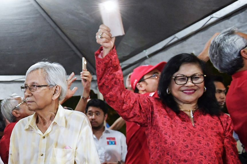 Datuk Seri Rais Yatim is under probe over whether he colluded with the opposition. Tun Daim Zainuddin and Tan Sri Rafidah Aziz appeared at a rally with opposition chief Mahathir Mohamad last Friday.