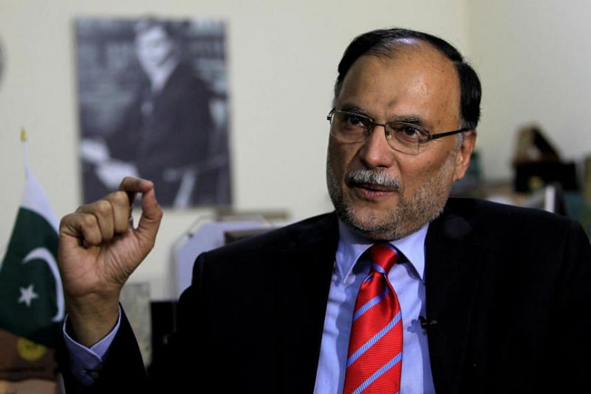 Pakistan Interior Minister Ahsan Iqbal survived an assassination attempt on May 6, 2018.