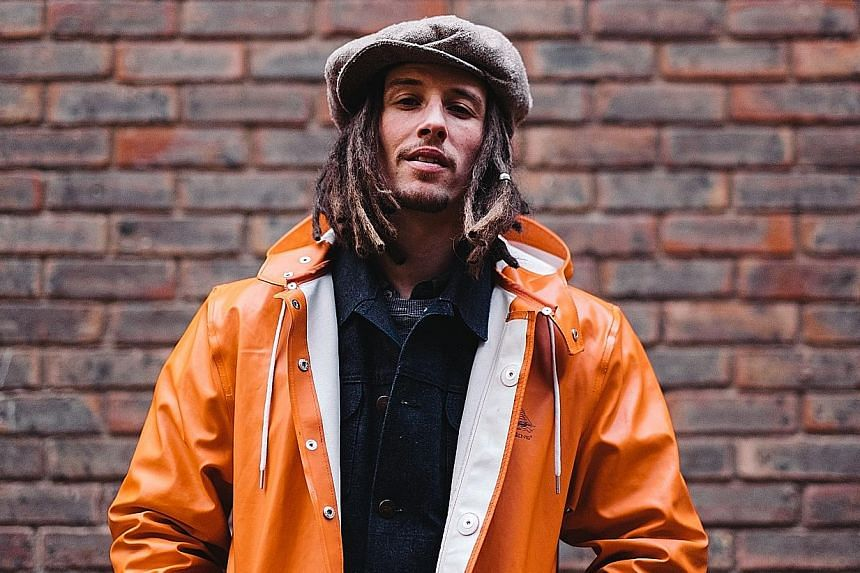 JP Cooper signed a deal with record label Island Records in 2014 and released his debut album Raised Under Grey Skies last year.