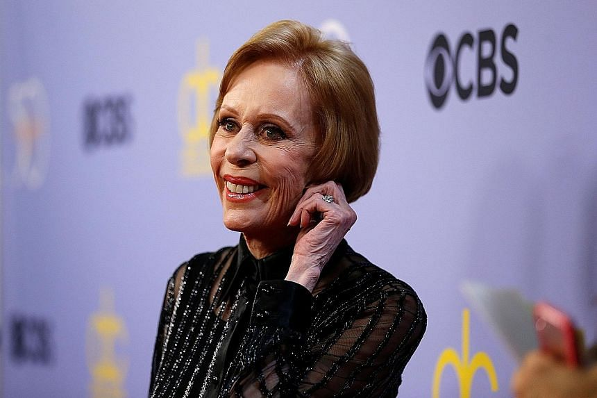 In the Netflix series A Little Help With Carol Burnett, the titular host joins a panel of opinionated thinkers aged five to nine as they help grown-ups tackle tricky conundrums.