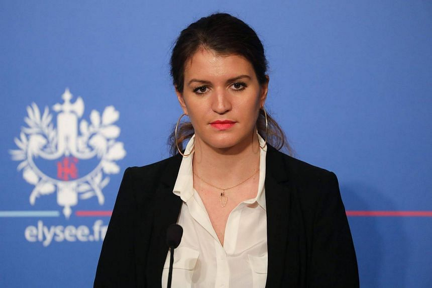 In April, French minister for gender equality Marlene Schiappa launched a campaign with organisers of the Cannes Film Festival to tackle sexual harassment.