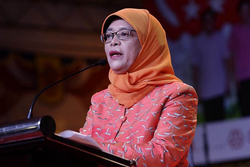 President Halimah Yacob's address is mostly drafted by the Singapore's fourth-generation leaders, and it comes after a major Cabinet reshuffle.