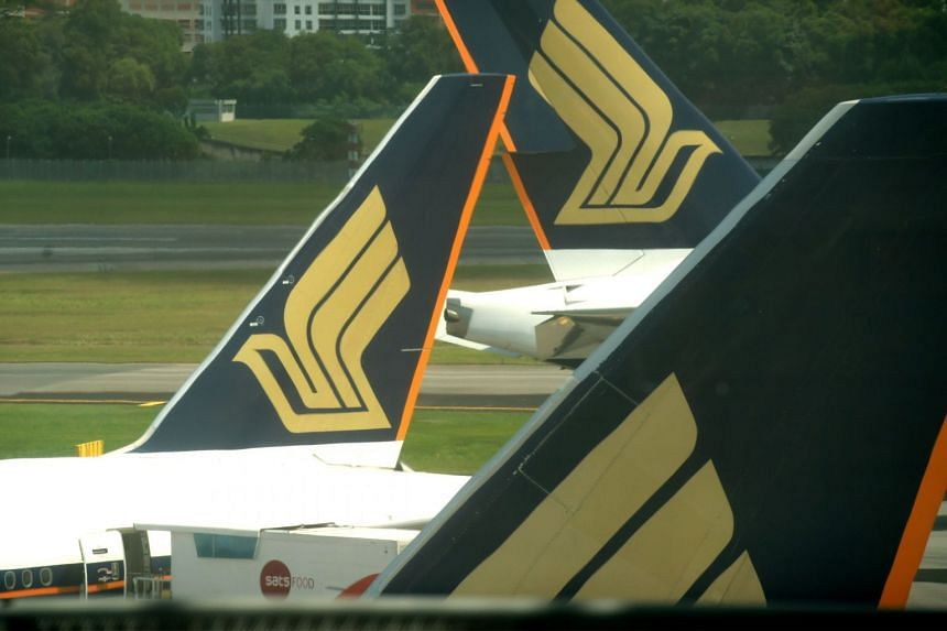 SIA said Flight SQ516, which was travelling from Singapore to Kolkata, encountered a technical fault during landing.