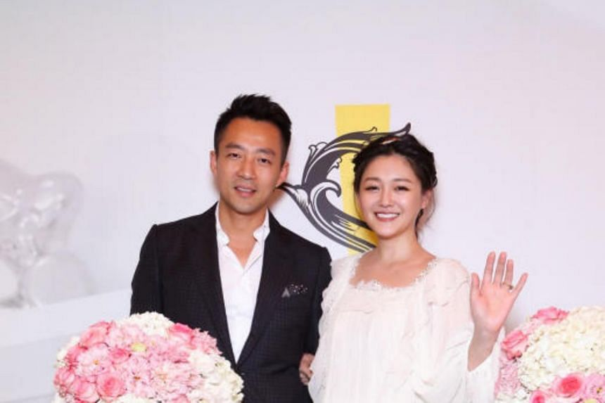Barbie Hsu and her husband Wang Xiaofei decided to end the pregnancy after a recent check-up revealed that the embryo was not fully developed.