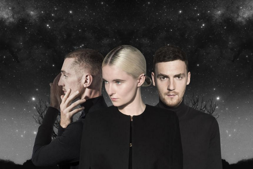 Clean Bandit's upcoming show will be the second gig here for the Grammy-winning group.