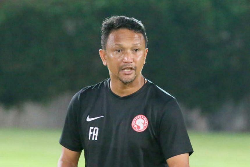 Sources revealed that Fandi Ahmad will be appointed not as an interim coach, but in a role likened to an assistant national coach.