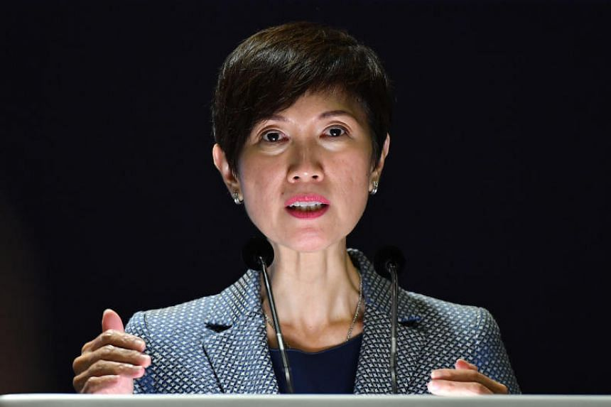Second Minister for Home Affairs Josephine Teo added that what happens on the Internet can disrupt the peace in the physical world.