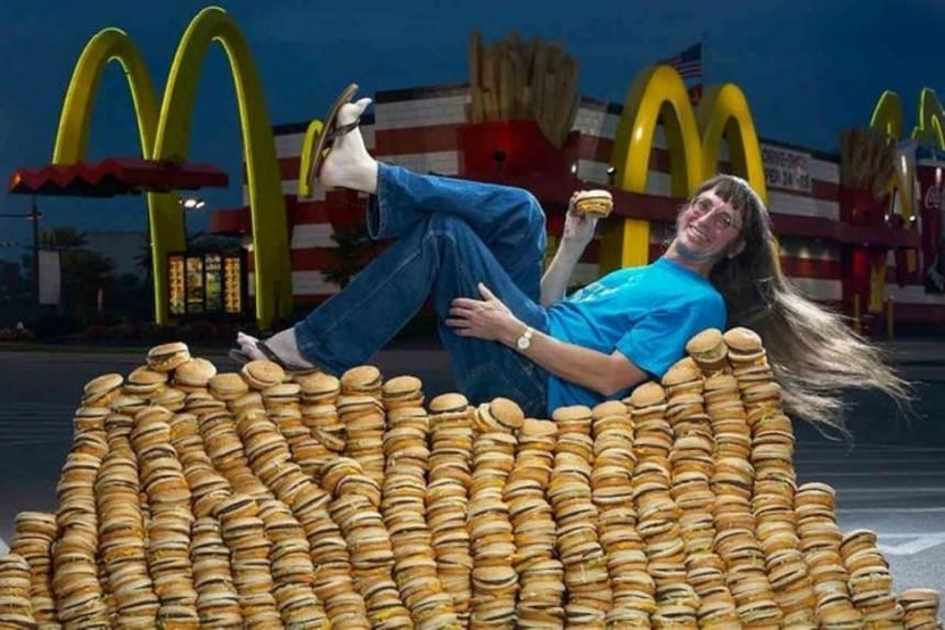 Mr Donald Gorske already set a Guinness World Record for most Big Macs consumed on Aug 24, 2016.