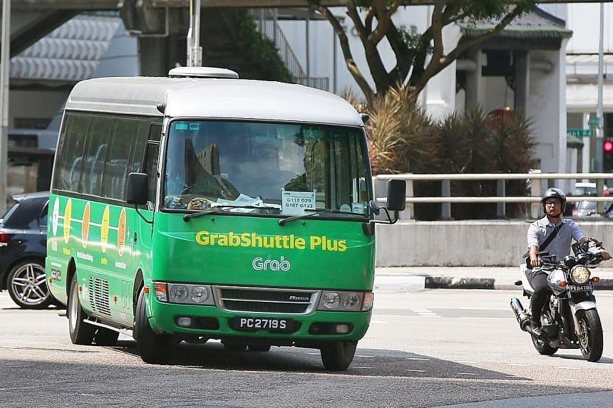 """Grab Singapore head Lim Kell Jay said incentives and promotions had been """"trending down"""" even before its acquisition of rival Uber. During a media briefing yesterday, Grab announced three new products on its app: GrabAssist, GrabFamily and GrabCar Pl"""